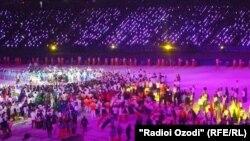 اختتامیه بازیهای آسیایی اینچئون