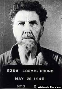 Эзра Паунд 26 мая 1945 года. После ареста в Италии.