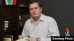 Виталий Лабахуа – президент Фонда содействия развитию Республики Абхазия