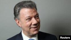 Կոլումբիայի նախագահ Խուան Մանուել Սանթոս, արխիվ