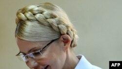 Юлия Тимошенко дар мурофиа