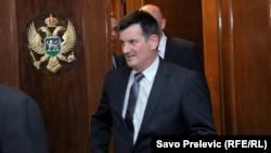 Vujović (na fotografiji) je podnio zahtjev Tužilaštvu da istraži sve sumnje u vezi sa slučajem Abu Dabi fonda i procesuira odgovorne.