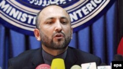 "Afghan Interior Minister Hanif Atmar: ""We will get ready."""