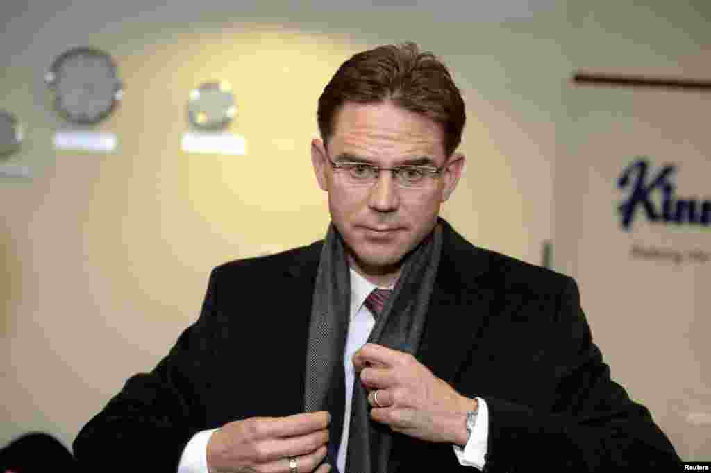 Jyrki Katainen, Finland, vice president in charge of competitiveness, jobs, and growth: A former prime minister with an impressive economic portfolio. Considered a favorite of Angela Merkel, he might even be more of a fiscal hawk than the German chancellor.