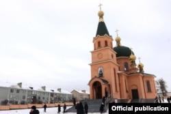 Один из храмов УПЦ МП, освященных в январе этого года