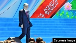 Касим-Жомарт Токаєв змінює на посаді президента Нурсултана Назарбаєва