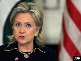 Державний секретар Гілларі Клінтон