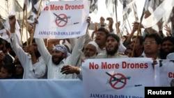 У Пакистані відбуваються протести проти ударів американських безпілотників