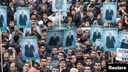 Milli Şuranın mitinqi, 5 oktyabr 2013