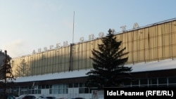 Дворец спорта в Самаре. Архивное фото