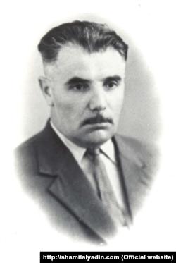 Шамиль Алядин, 1962