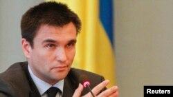 Павел Климкин, министр иностранных дел Украины. Киев, 19 июня 2014 года.