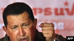 President Hugo Chavez is under fire at home
