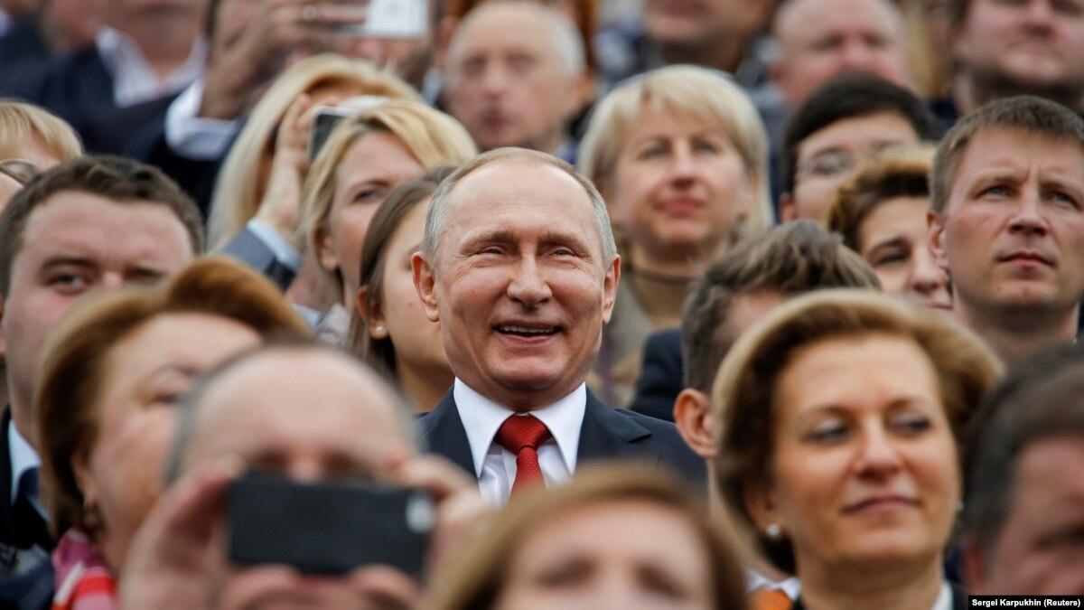 Виктор Каспрук: «Новая русская человек – Homo putinikus»