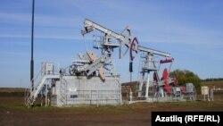 Татарстандагы нефть коеларының берсе