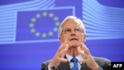 Проект представил в Брюсселе руководитель ведомства Европейской комиссии по внутреннему рынку ЕС Мишель Барнье