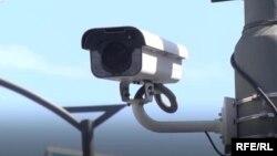 Камера видеонаблюдения. Иллюстрационное фото