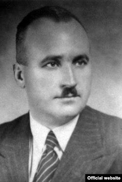 """Dimitar Peșev, vicepreședinte al Parlamentuluid e la Sofia, opus în 1943 deportării evreilor; distins de Yad Vashem cu titlul """"Drept între popoare"""" (Foto: Arhiva Yad Vashem)"""