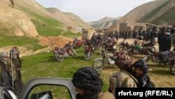 Фарьяб провинциясын басып алган талиптер
