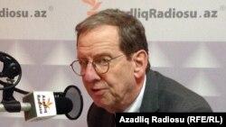Посол США в Азербайджане Ричард Морнингстар