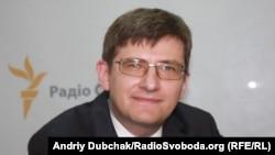 Заступник голови Центральної виборчої комісії Андрій Магера