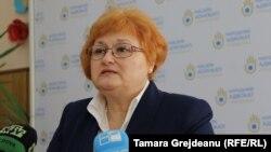 Avocata poporului Maia Bănărescu