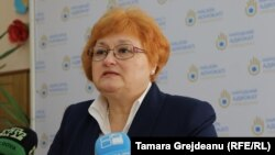 Maia Bănărescu, avocatul poporului pentru drepturile copilului din R. Moldova