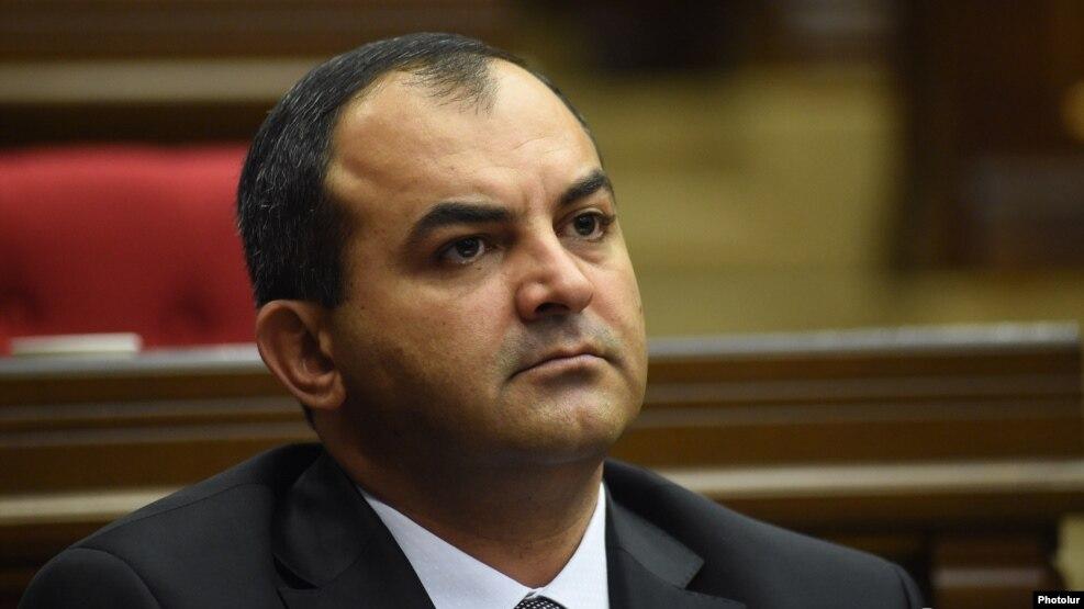 Արթուր Դավթյանն ազատվեց գլխավոր դատախազի տեղակալի պաշտոնից
