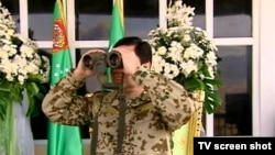 Türkmenistanyň presidenti G.Berdimuhamedow