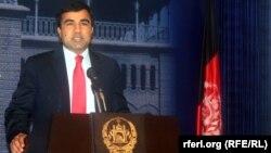 Afghan Ambassador Janan Mosazai