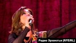 Лариса ХIажиева