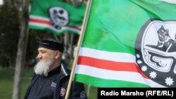 Чеченская диаспора в Австрии (архивное фото)