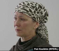 Разият Исабекова, мать Саиды Халиковой