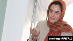 نیلوفر ابراهیمی عضو ولسی جرگه افغانستان