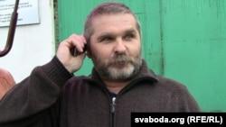 Леанід Смоўж пасьля вызваленьня
