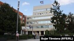 Ndërtesa e parlamentit të Kosovës