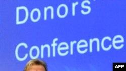 Средства, собранные на донорской конференции в Брюсселе 22 октября, пойдут на помощь грузинским беженцам