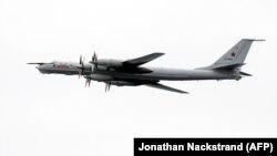 Ту-142, модификация Ту-95, архивное фото