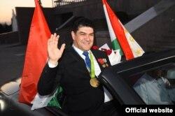 Дилшод Назаров дар олимпиадаи соли гузашта соҳиби медали тилло шуд