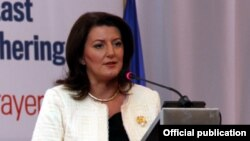 Presidentja Atifete Jahjaga