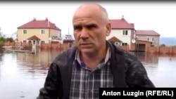Виктор Соколов, хозяин коттеджа в селе Владимировка