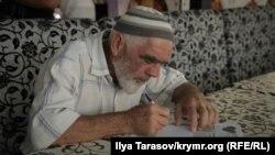 Енвер Мустафаєв, архівне фото