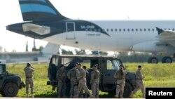 Oteti libanski avion na aerodromu u Malti