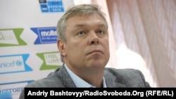 Президент Федерации баскетбола Украины Александр Волков