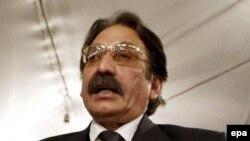 د پاکستان مشر قاضي افتخار چودري
