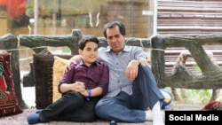 پدر و پسر تبریزی که داستان آنها در صفحه «آدمهای نیویورک» منتشر شده است