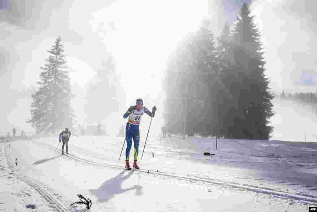 Алексей Полторанин төртінші олимпиадасына қатыспақ. Олимпиададағы ең үздік нәтижесі - бесінші орын.