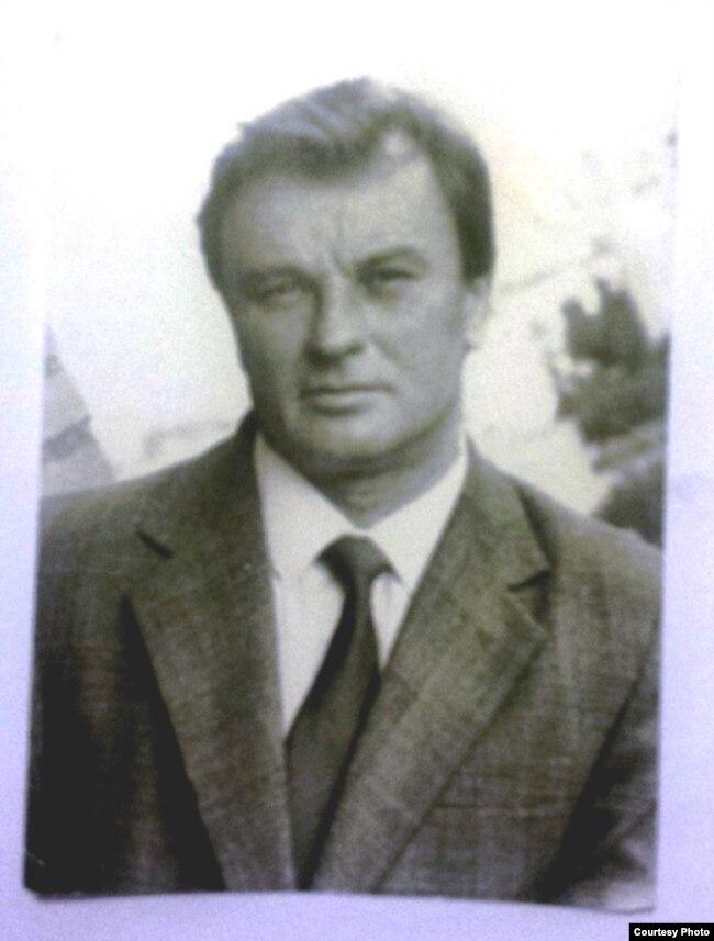 Міхась Стральцоў (фота з архіву Л. Дранько-Майсюка)