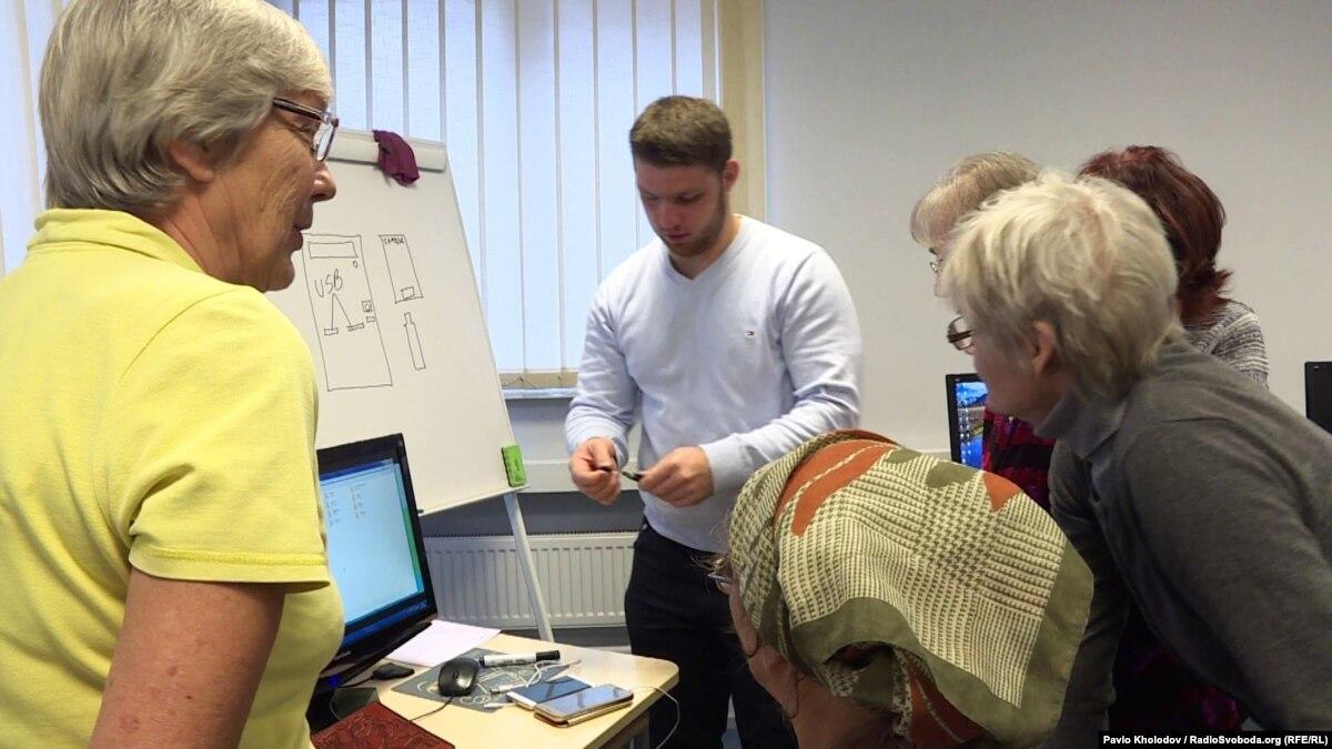 Опыт Эстонии для Украины. Старость: социальные центры для пенсионеров работают в каждом районе