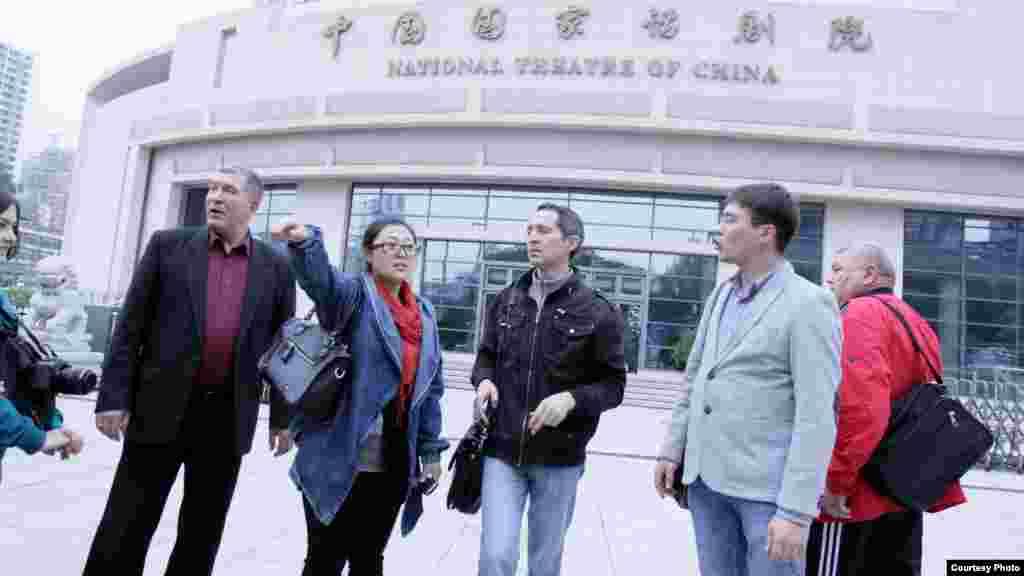 Камал театры Кытайда